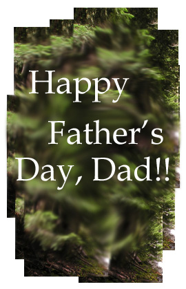 Happy Father's Day, Day!!